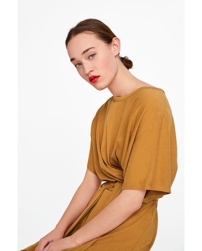 Mosterd kleed