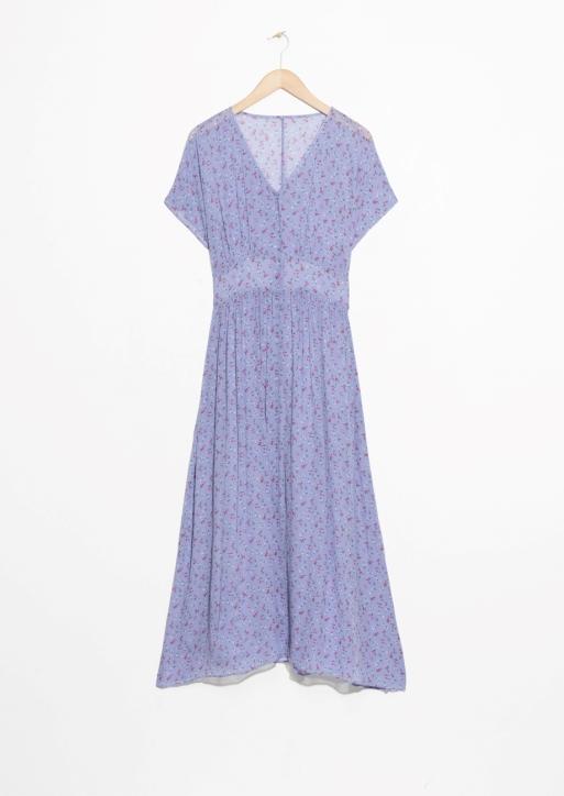 paars kleedje